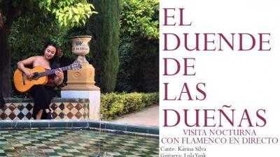 Visita Nocturna Flamenca a Las Dueñas