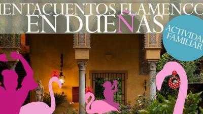Taller infantil Cuentacuentos Flamenco en Las Dueñas