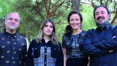 Federico Lechner Tango Jazz trio + Sheila Blanco