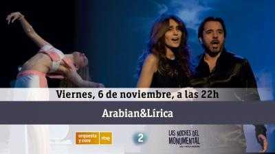Arabian & Lírica. Nacho Bas y Linda Al-Ahmad