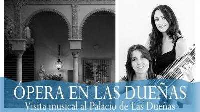 Visita Nocturna Ópera Barroca en Las Dueñas