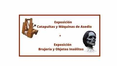 Catapultas y Maquinas de Asedio / Brujeria