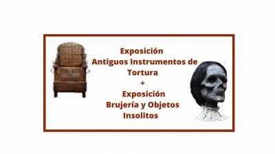 Antiguos Instrumentos de Tortura / Brujeria