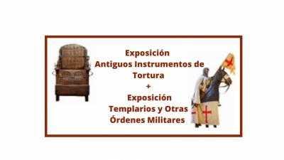 Antiguos Instrumentos de Tortura / Templarios y Otras Ordenes Militares