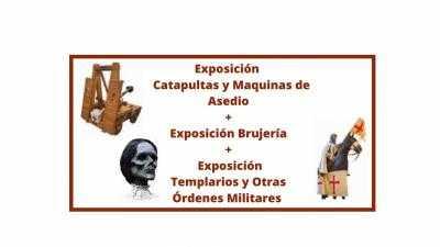 Catapultas / Brujería / Templarios