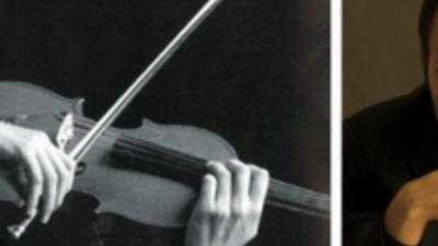 ALEJANDRO GARRIDO, viola y ÓSCAR MARTÍN, piano