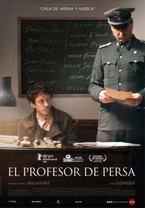 El profesor de persa (Persian Lessons) V
