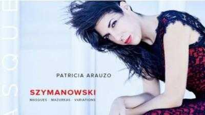 PATRICIA ARAUZO, piano