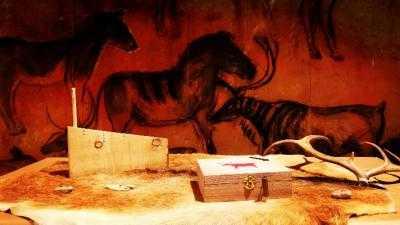 Escapa de la Prehistoria