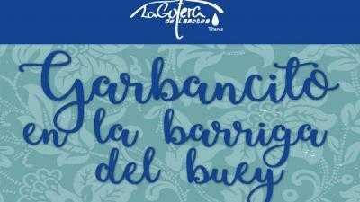 Cartel de GARBANCITO EN LA BARRIGA DEL BUEY - 18:00 H.