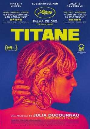 Cartel de Titane