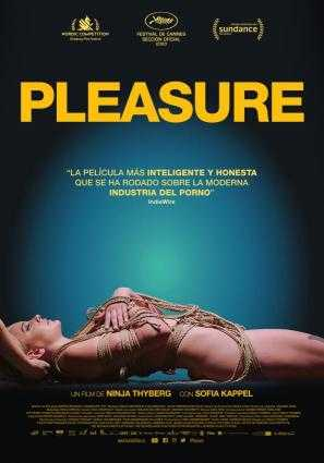 Cartel de Pleasure V.O.S.E