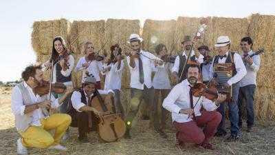 SWING MACHINE ORCHESTRA 'MELODIAS PROHIBIDAS'